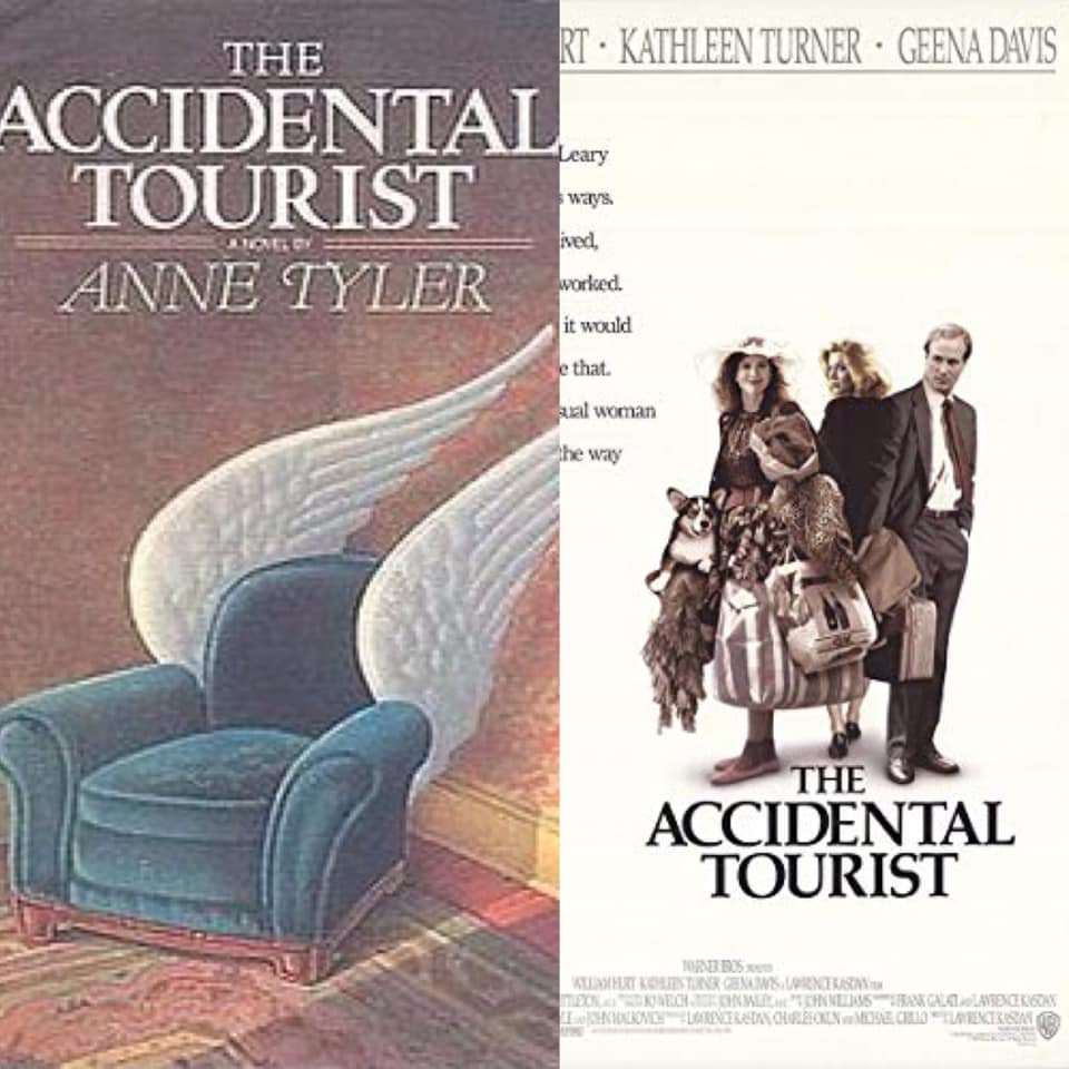 The Accidental Tourist Images